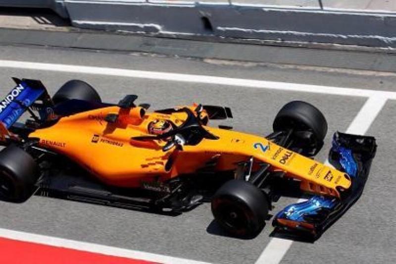 Latifi kupił akcje McLarena