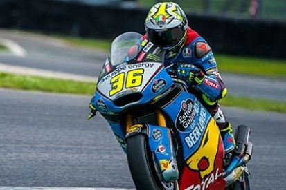 Mir w drodze do MotoGP