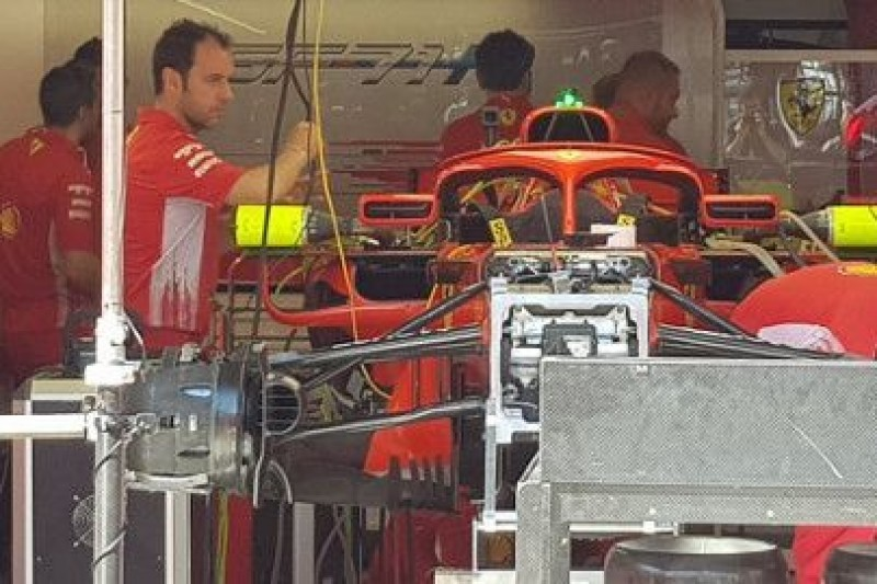 Ferrari zmodyfikowało lusterka