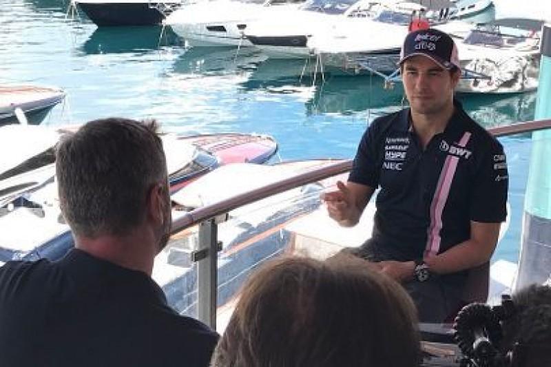 Perez: Force India idzie na zbyt wiele kompromisów