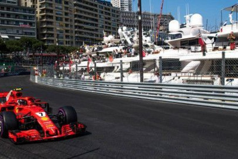Raikkonen chce zostać w Ferrari