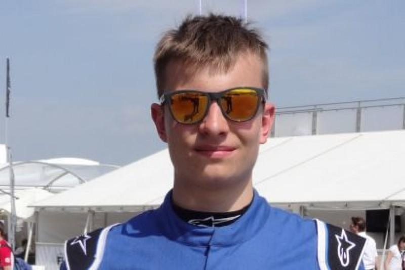 Antoszewski na pole position