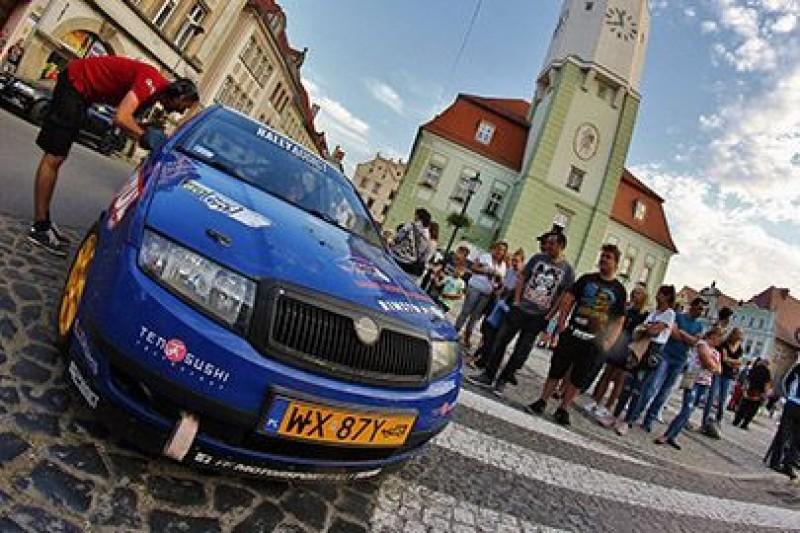 Gryfów Śląski gościł Rally Pickup Design