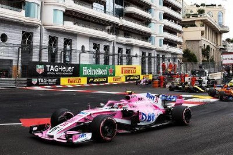 Polecenia zespołowe między Mercedesem i Force India?