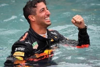 Ricciardo powinien zostać w Red Bullu