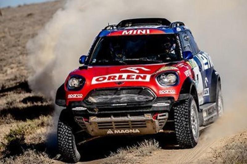 Mówią po drugim etapie Rally Kazakhstan