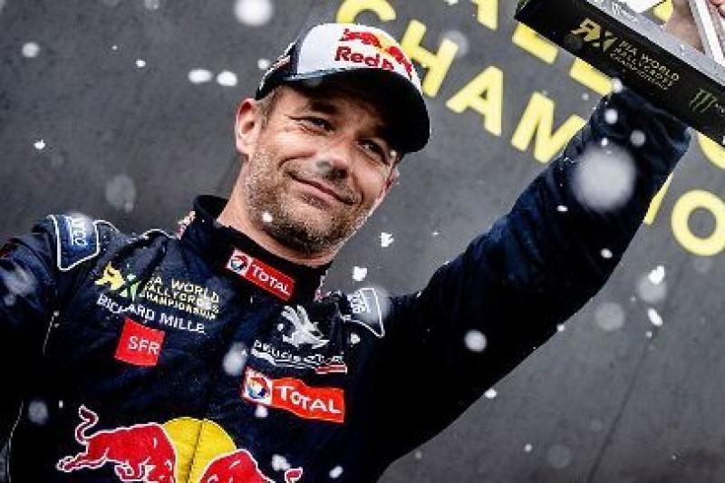 Loeb nie ma motywacji, by wrócić do WRC