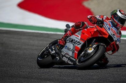 Pierwsza wygrana w barwach Ducati