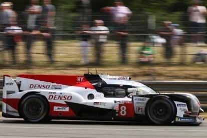 Alonso liderem Toyoty