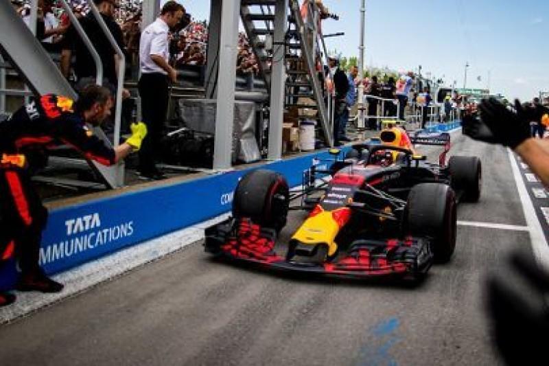 Renault nie może czekać do GP Austrii