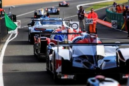 Le Mans nie rywalizuje z GP Francji