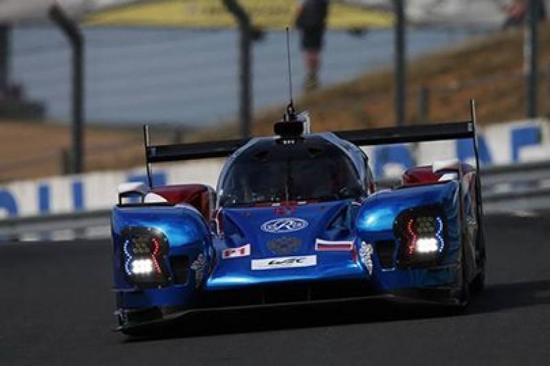 Button liczy na dobre tempo BR1
