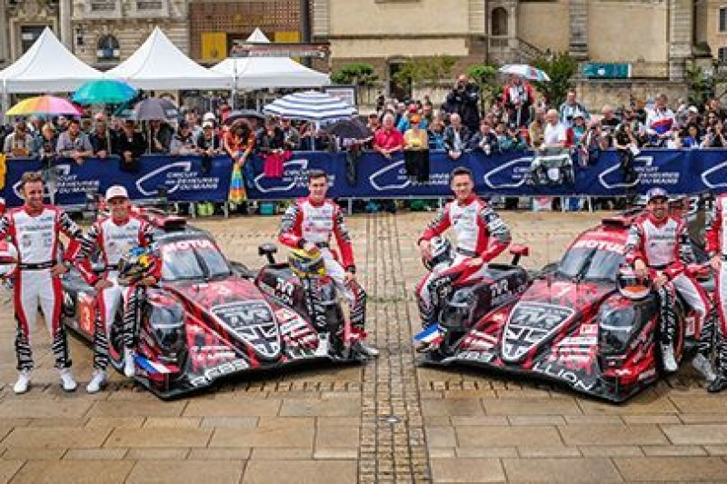 Rebellion Racing gotowy do startu w Le Mans