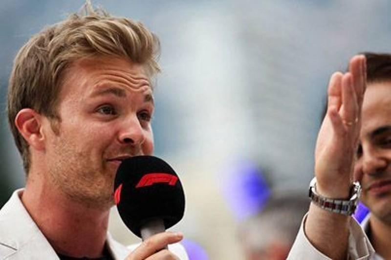 Rosberg radzi Mercedesowi