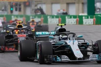 Mercedes wykorzystał silniki z Australii