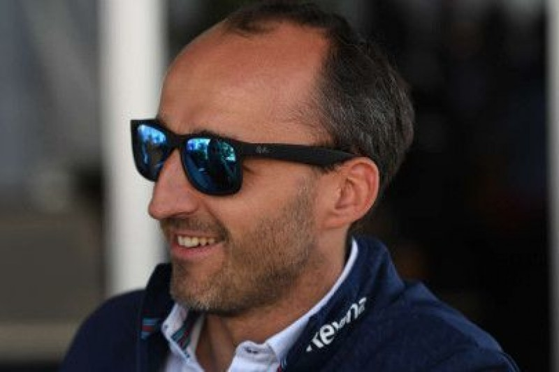 Kubica na Goodwood Festival of Speed