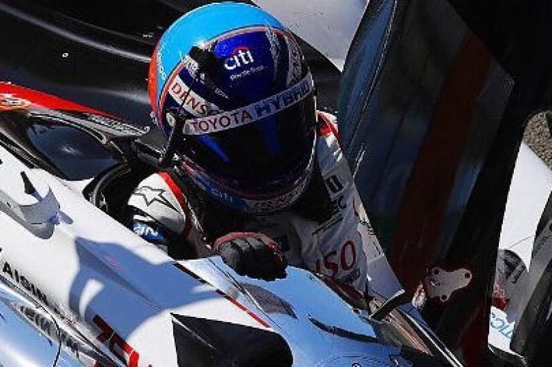 Alonso najszybszy w Q2
