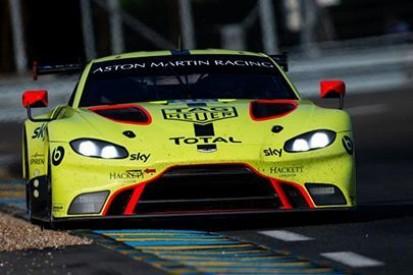 Aston Martin chce dalszego wyrównania osiągów