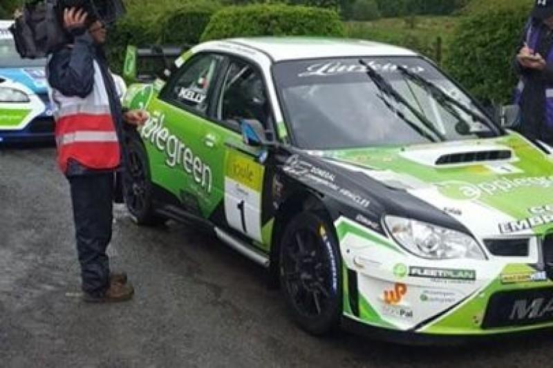 WRC rządzą w Donegal