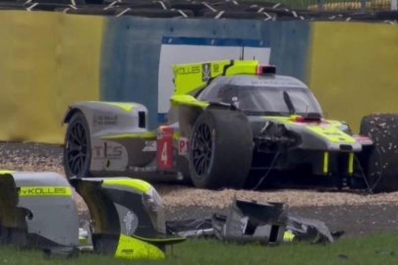 Katastrofa ByKolles Racing