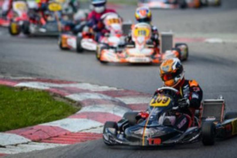 Janker na czele mistrzostw Europy