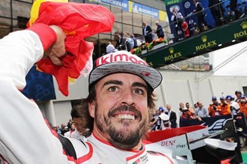 Alonso obawiał się powtórki z Indy 500