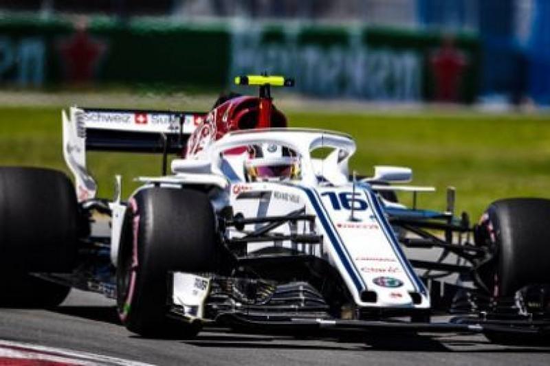Leclerc był zaskoczony różnicą między F2 i F1