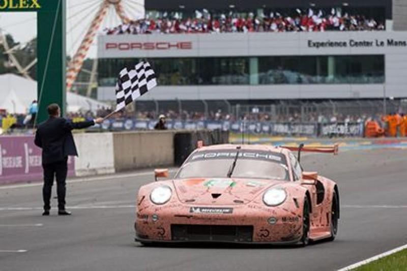 Świętowanie w Porsche