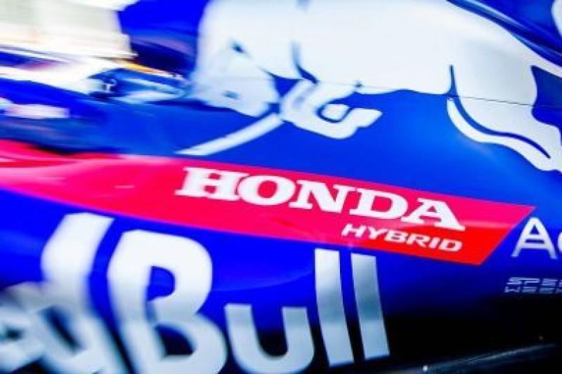 Red Bull wybrał Hondę