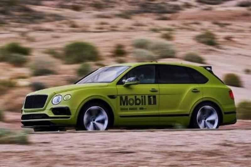 Bentley dla Millena