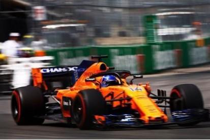 McLaren skupi się na niezawodności