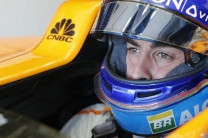 Alonso nic nie zdecydował