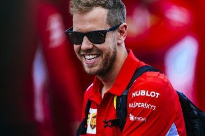 Vettel nie martwi się o nowe opony
