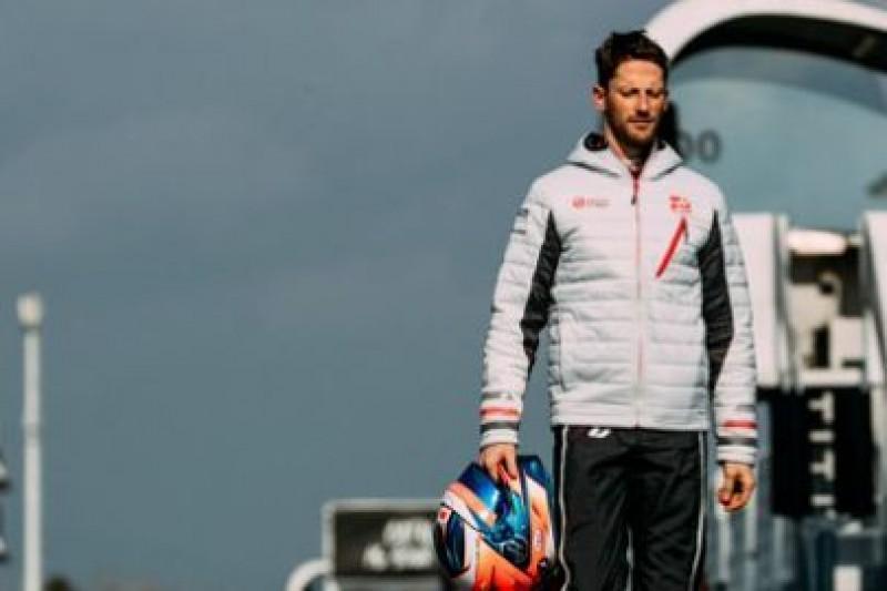 Grosjean skorzysta z silnika z Kanady