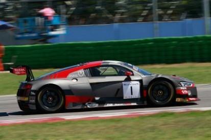 Pierwszy sprint dla Audi