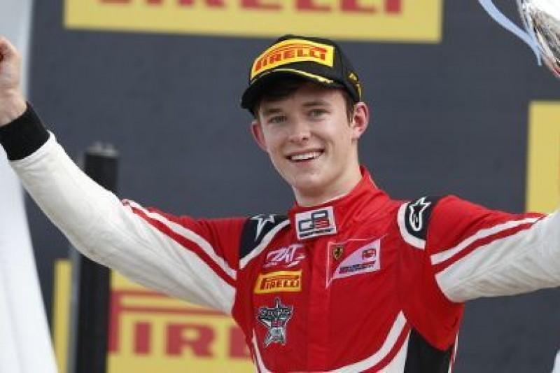 Dzień juniora Ferrari