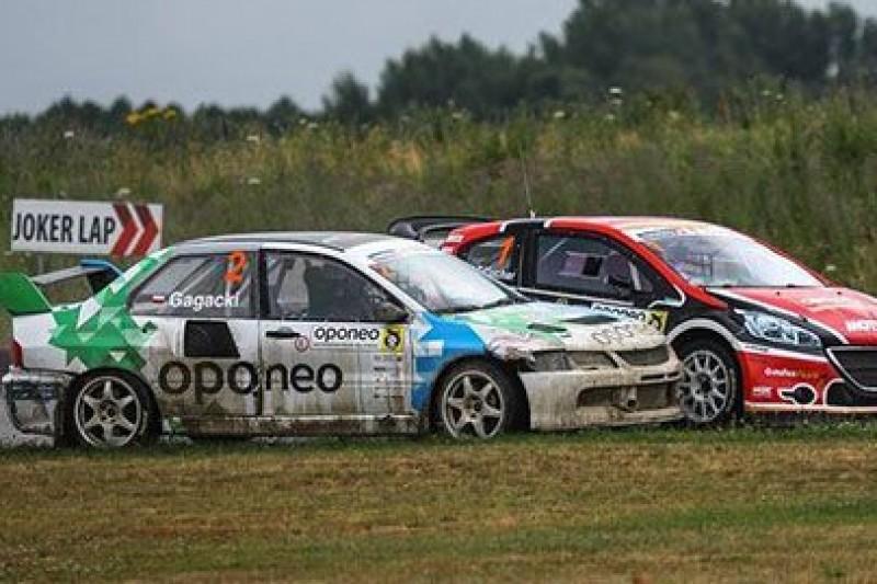 Wypowiedzi po III rundzie Oponeo Mistrzostw Polski Rallycross (video)