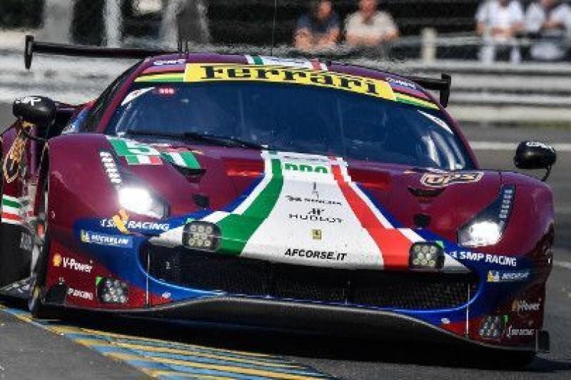 Uczciwe Ferrari