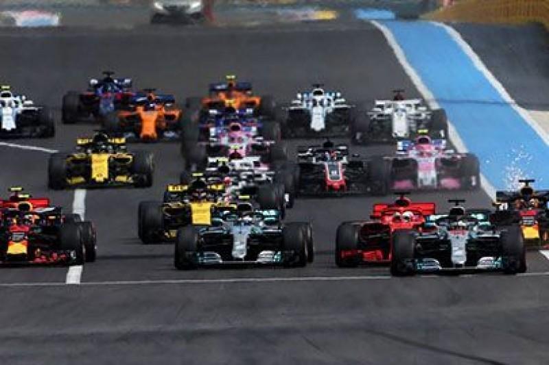 Zgoda zespołów na zmiany w przepisach aerodynamicznych