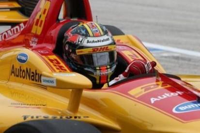 Andretti Autosport dominuje