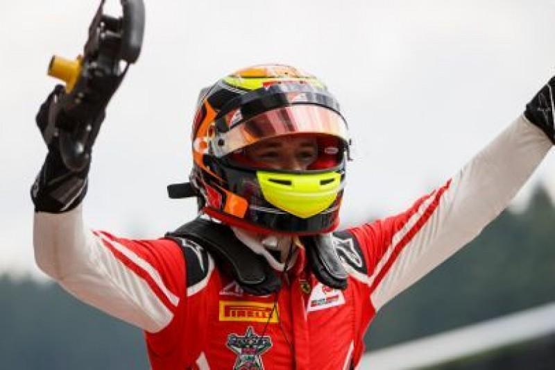 Ilott na czele GP3