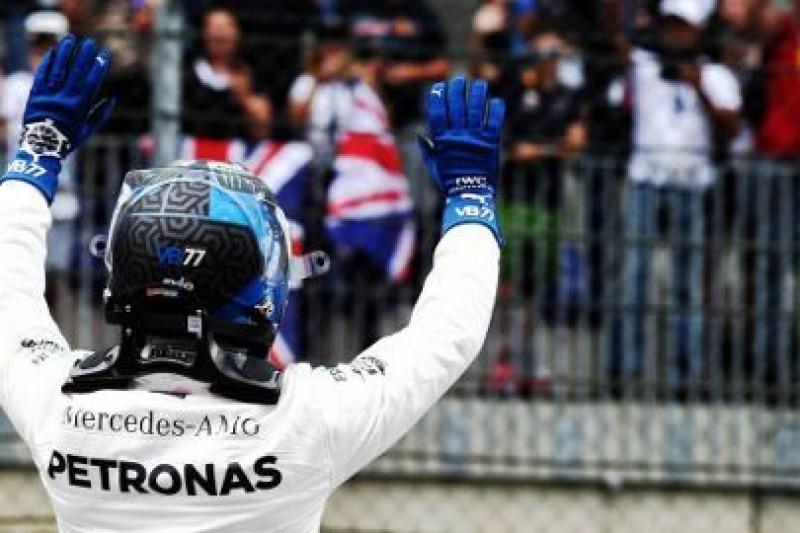 Bottas kocha Red Bull Ring
