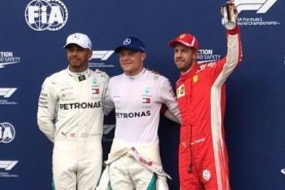 Vettel o trzy miejsca niżej