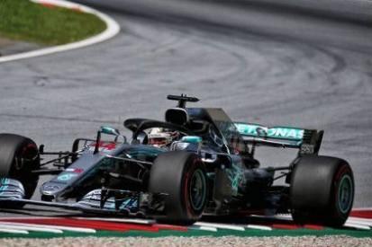 Mercedes nie może wyrzucać punktów