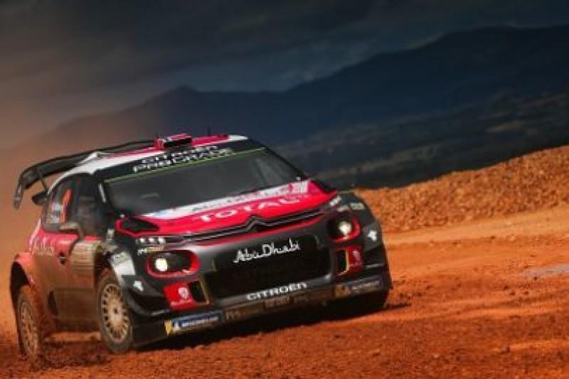 Zespoły WRC chcą testów jak w F1