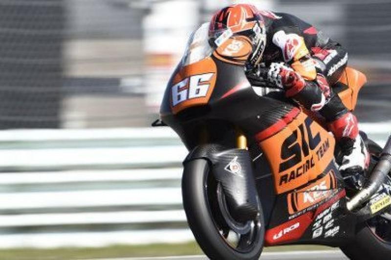 SIC Racing wchodzi do MotoGP