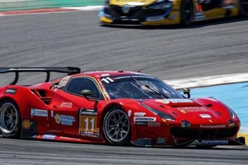 Udany dzień dla Ferrari