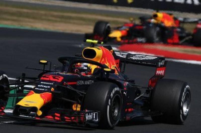 Verstappen rozczarowany prędkością Red Bull Racing