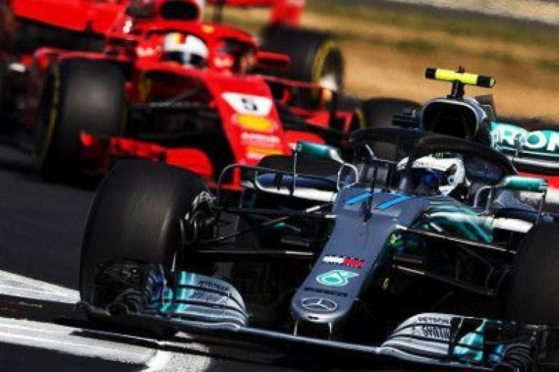 Arrivabene zły na Mercedesa