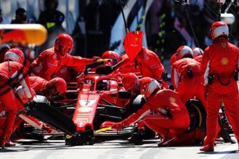 Fiolet zdominuje GP Niemiec